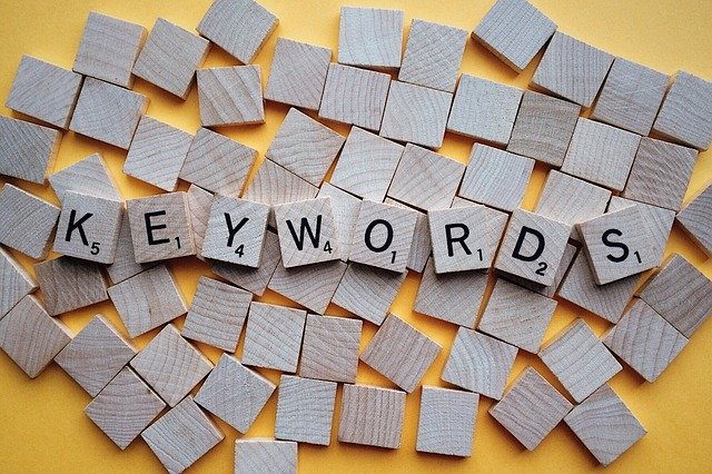 Keywords for Digital Marketing